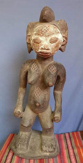 African-Female-Figure-Punu-Gabon