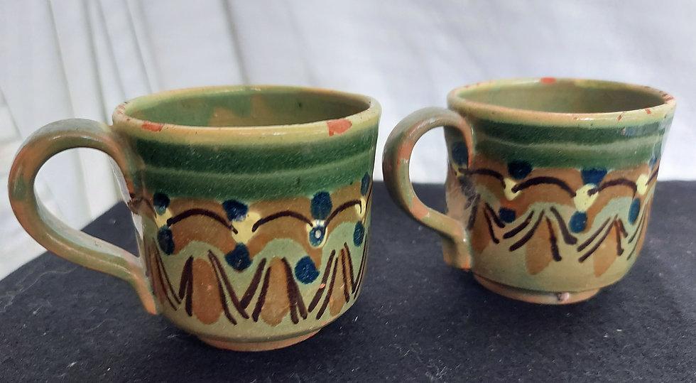 Chocolate-cups-puebla-pottery-talavera-poblano