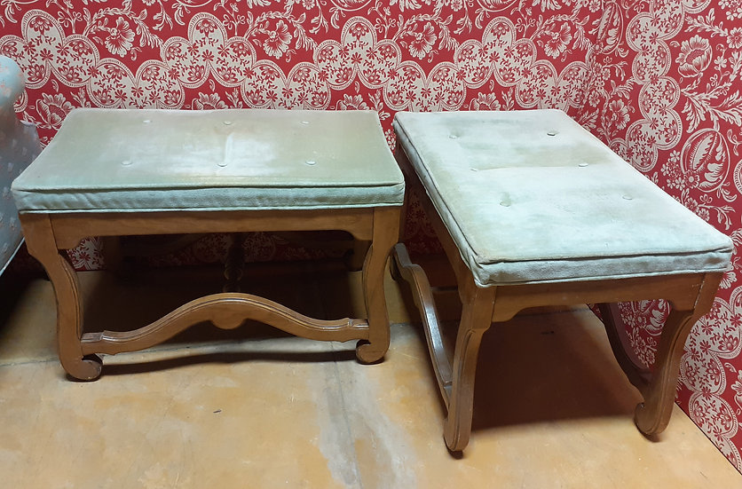Vanity-stools-drexel-heritage-made-in-usa