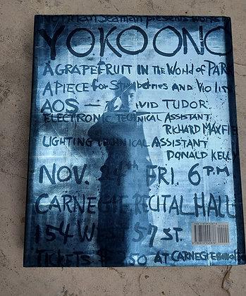Yes Yoko Ono, 1st Ed. Hardback, CD included