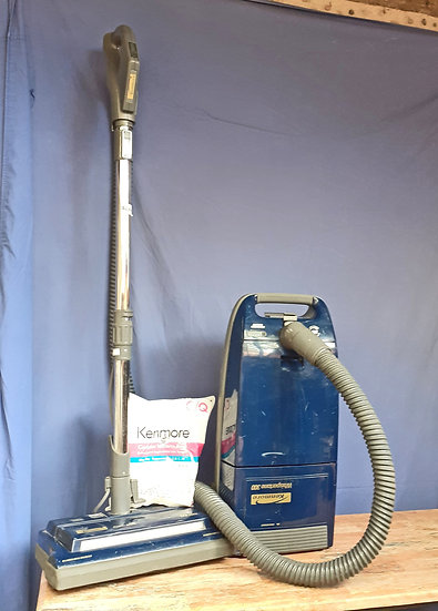 Kenmore Powermate Canister Vacuum, Whispertone 300