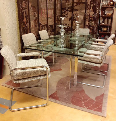 Davis-furniture-high-point-n.-tubular-chairs
