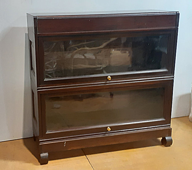 2 Section Lawyers Bookcase
