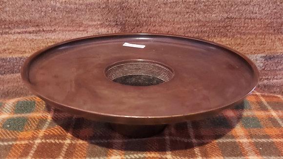 Ikebana-vase-bronze-japan-19th-Century