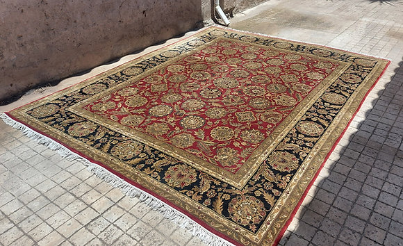 Agra-Rug-India-8'-by-10'