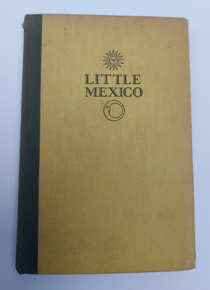 William-Spratling-Little-Mexico-forward-by-diego-rivera-1932