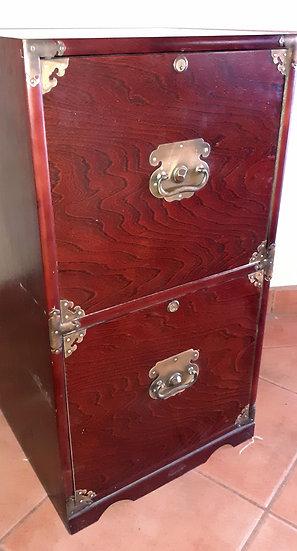 File Cabinet, Oriental stlye