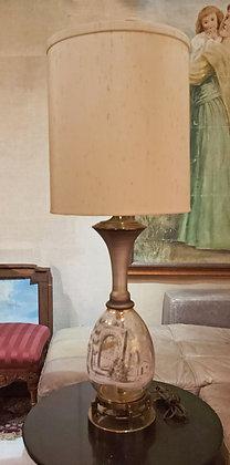 Vintage-Enameled-Glass-Table-Lamp