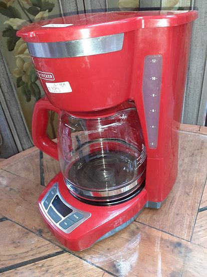 Black & Decker Programable 12 cup Coffee Maker