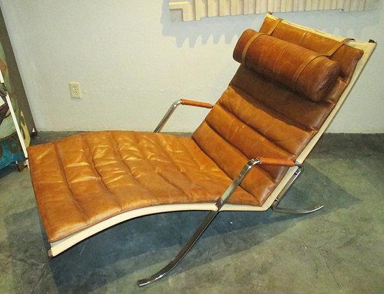 Grasshopper Lounge Chair by Jorgen Kastholm & Preben Fabricius, original!