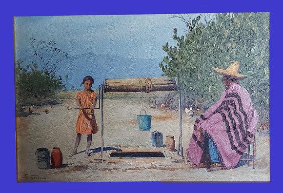 Salvador-Tarazona-1930s-Saltillo-Mexico-Spanish-Artist