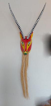 Gorgonio Candelario Castro,  Chivo Mask, Comala Colima