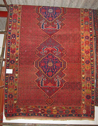 Karabagh Rug, Armenian, 6' by 11'