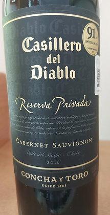 Casillero del Diablo, Reserva Privada, 2016, Cabernet Sauvignon