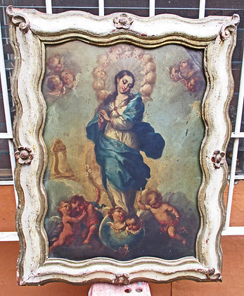 Jose-Joaquin-Esquivel-The-Virgin-Mary-1787-Oil-on-Copper