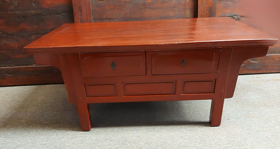 Chinese-table-red-lacquer
