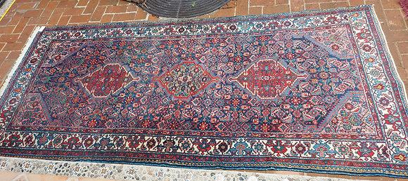 "Hamadan Gallery Carpet, 125"" by 56"""