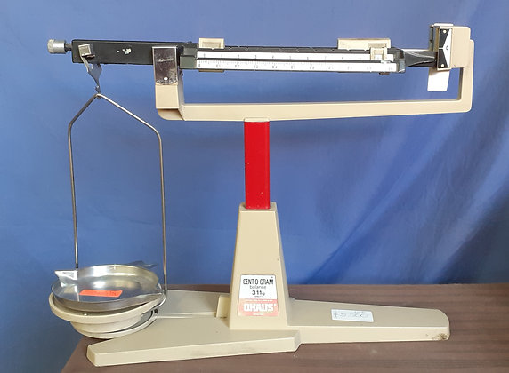 Ohaus Balance Scale