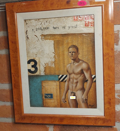 Collage-Nude-Young-Negro-Man