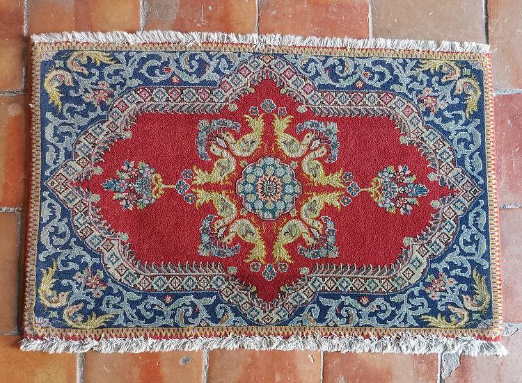 Karabakh-wall-hanging-wool-persian-carpet