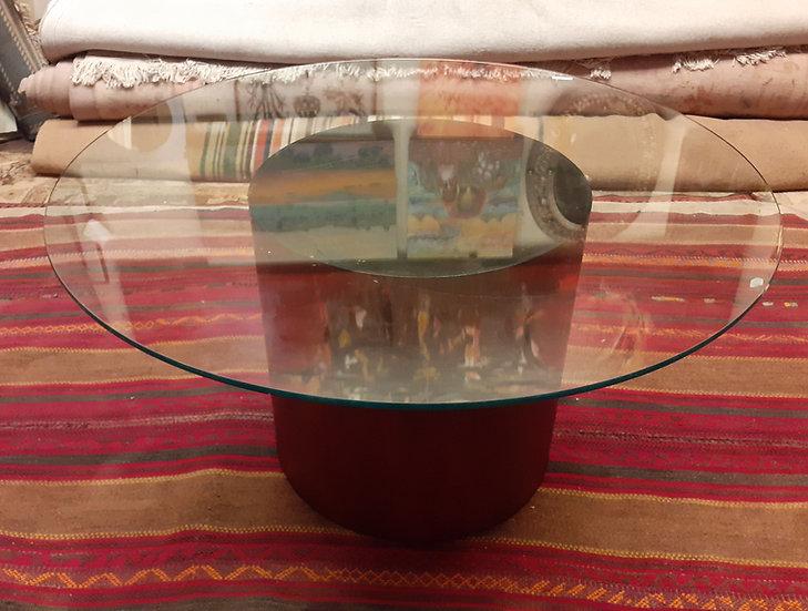 "mid-century-cocktail-table-42""-diameter"