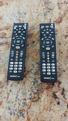 Shaw Remote Control, Motorola Device, Two available,
