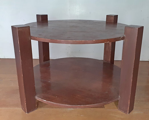 Cocktail Table, Art Deco Style