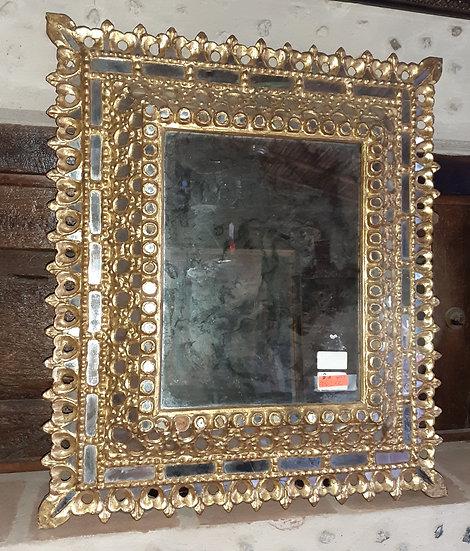 Ornate Mirror from Peru