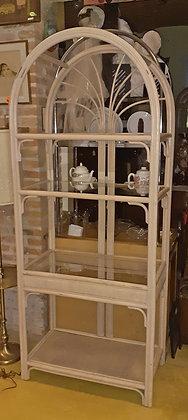 Rattan Arched Shelf
