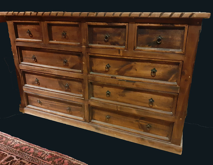 Mexican-Rustic-Chest-of-drawers