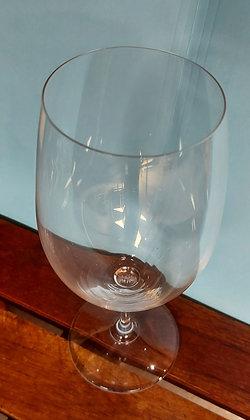 "10 Riedel Fine Glassware, Red Wines, 8 1/2"" tall"