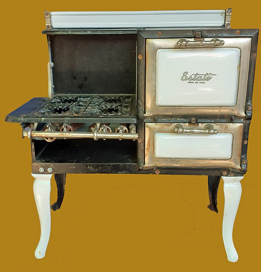 Salesman's Sample Air Oven 1920's