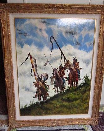 Monarchs of Montana, Thomas (Rev.) E. Mails, 1920-2001