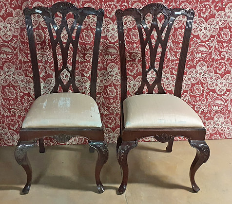 Chippendale Side Chairs