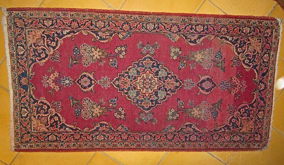 Antique Tabriz Rug, ca. 1900-1920, Iran