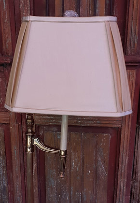 Stiffel Floor Lamps with Tray Table