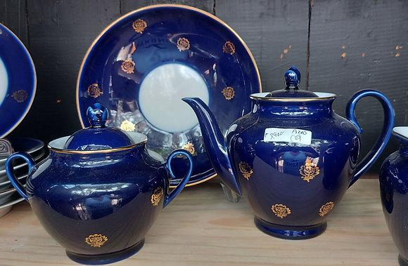 Russian-Porcelain-Tea-Service-22-pc.