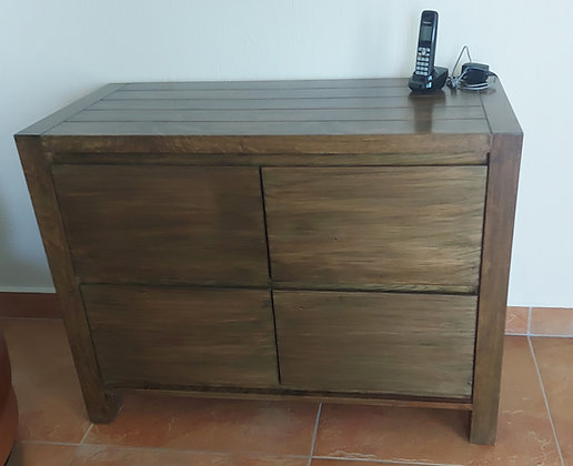 """Good Quality 4 Drawer Chest, Custom Made, 42"""" wide"""