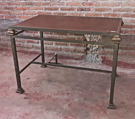 Iron Work Table