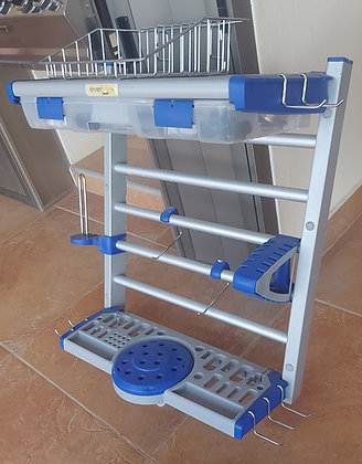 """Evertidy Organizer, Wall Hanging Unit w/Drawer, 29"""" tall, 22"""" wide"""