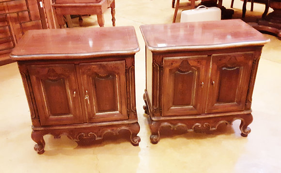 Pair Drexel Heritage Night Stands