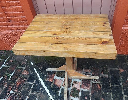 """Restaurant Table, 31"""" x 23 1/2""""  Table,  NO Chairs"""