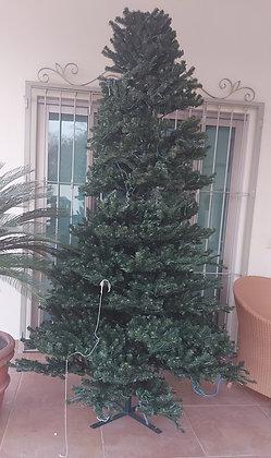 Artificial Christmas Tree, 9' tall