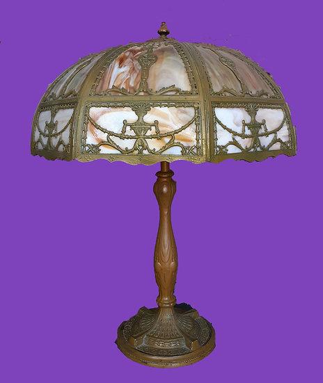 antique-slag-glass-table-lamp
