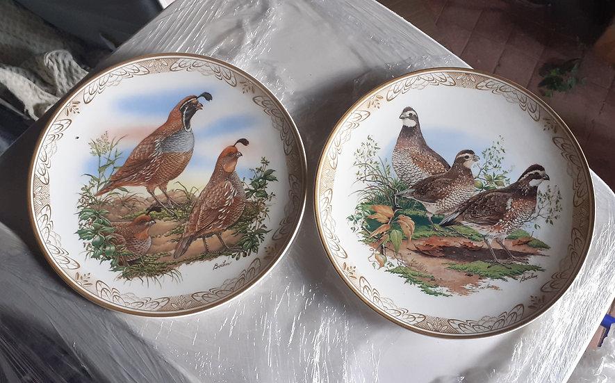 boehm-plate-gamebirds-of-north-america
