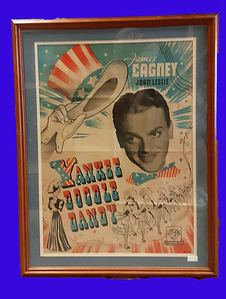 Yankee Doodle Dandy Poster by James Cagney