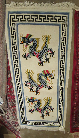 Tapete Dragon de Tibet