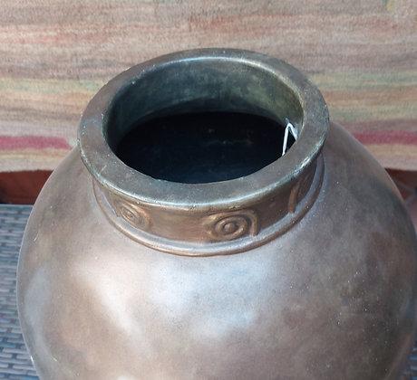 """Vintage Billy Moon Vase, 17"""" by 21"""""""