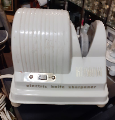 Vintage Kenmore Electric Knife Sharpener, Made in USA