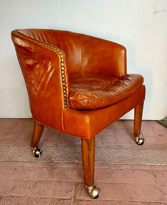 Leather-club-chair-mid-century